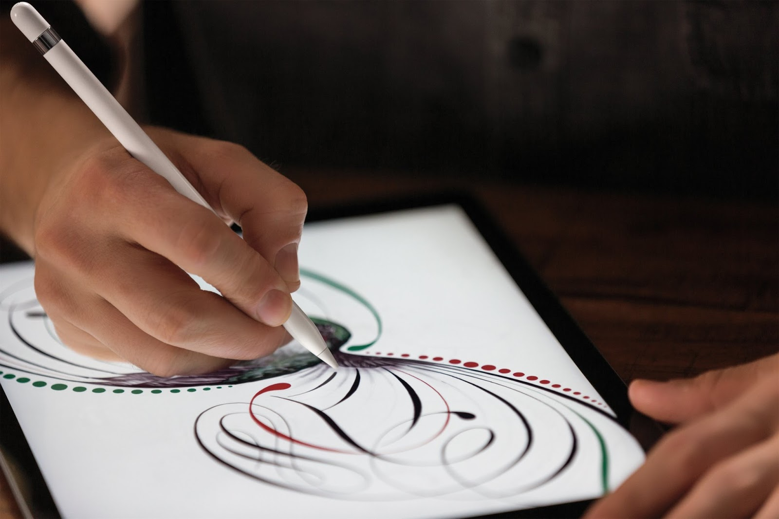 Apple Pencil do iPad Pro