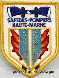 SAPEURS POMPIERS 52