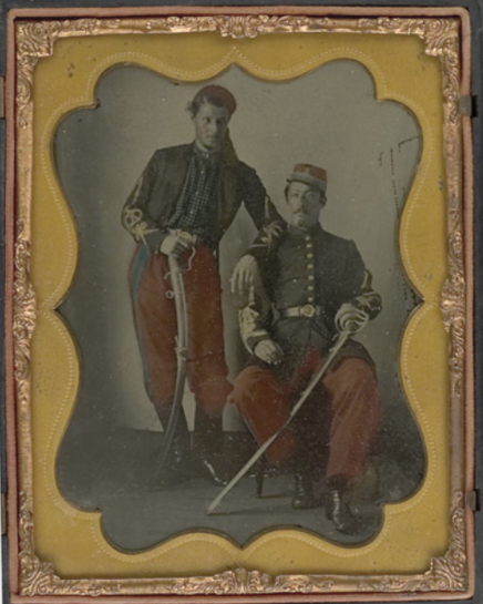 Coppens' Zouave Battalion