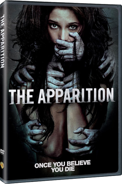 The Apparition DVDR NTSC Español Latino Menú Full 2012