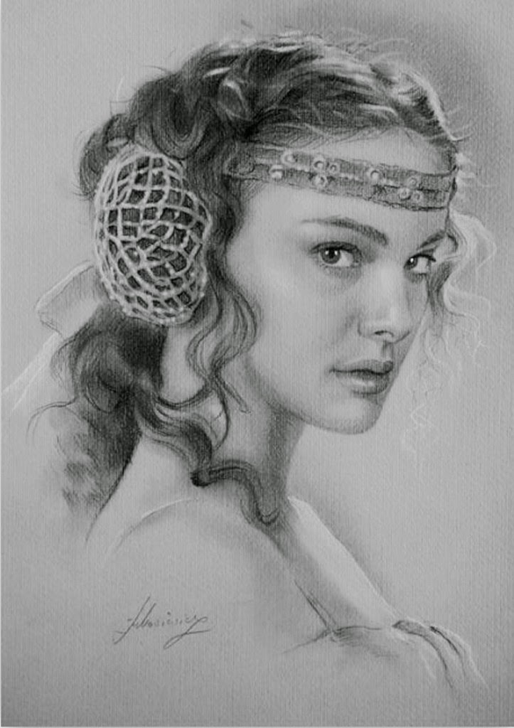 rostros-de-mujeres-pintados-a-lapiz