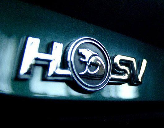 Holden Hsv Logo Car Logo