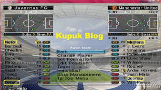 Update Option File PES 6 Terbaru Juni 2015 Liga Inggris