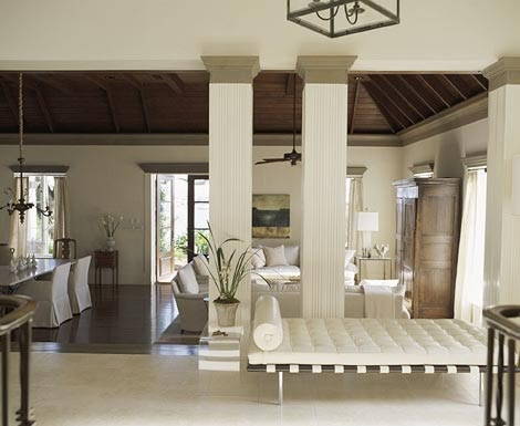New Home Interior Design The White Stuff