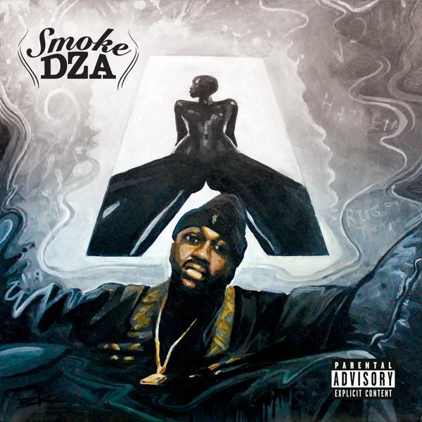 Smoke DZA - Dream.Zone.Achieve  Cover