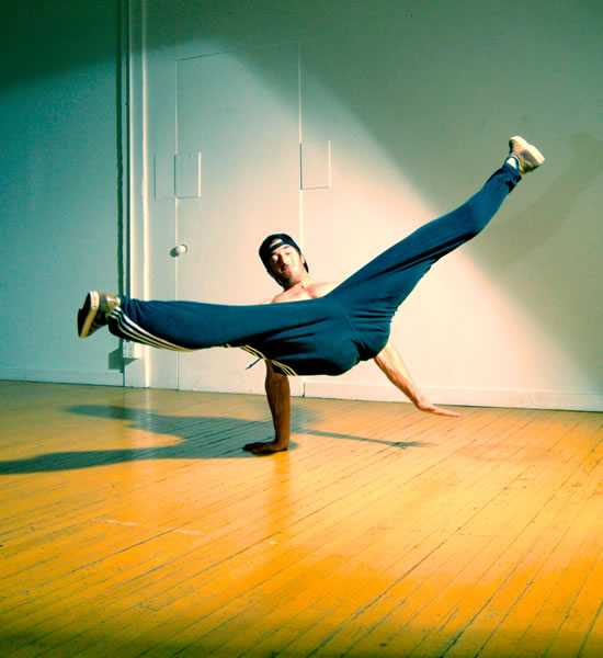 Breakdance Flare Airflare sejat... breakdance