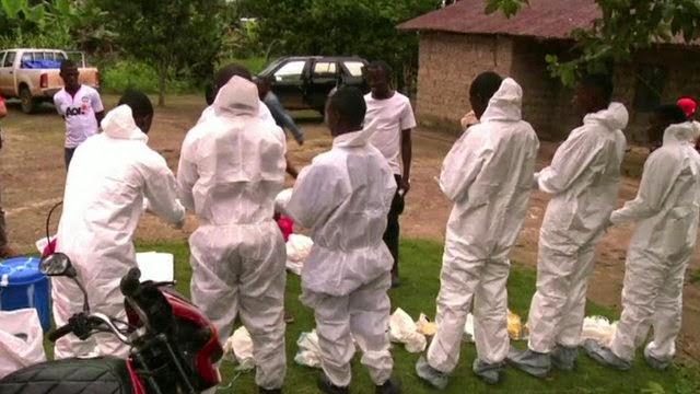 'Looters of Liberia's Ebola centre took mattresses, bedding soaked with patients' fluids'