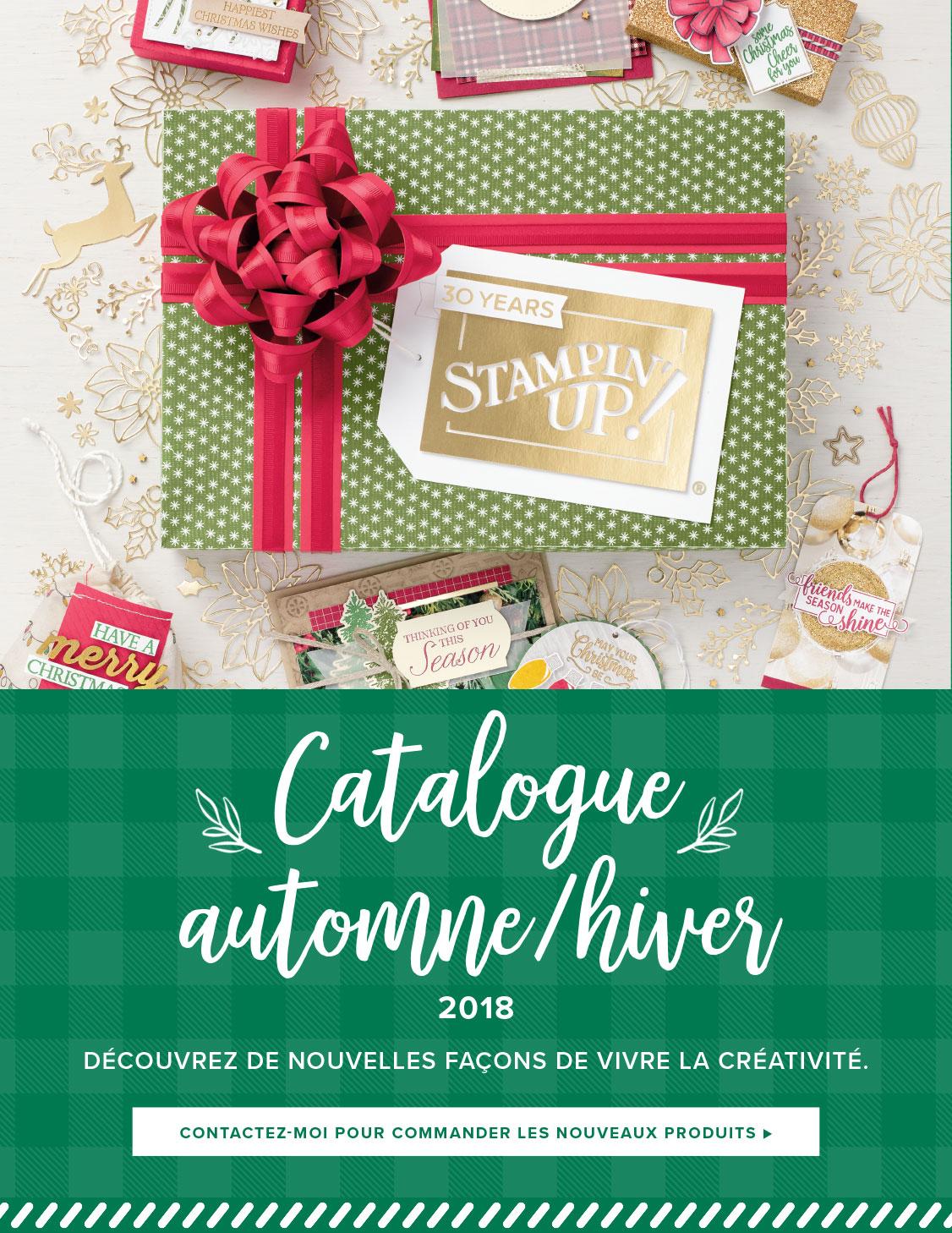 Catalogue Automne-Hiver 2018