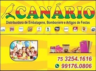 Canário Embalagens de Ipirá
