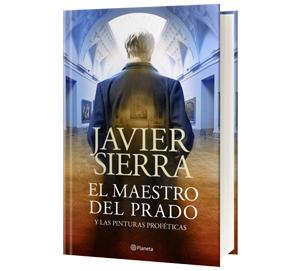 """Portada """"El maestro del Prado"""""""