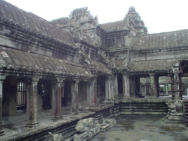 Monuments of Angkor - Cambodia