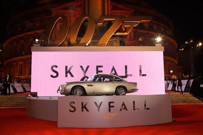 Aston Martin DB5 Skyfall