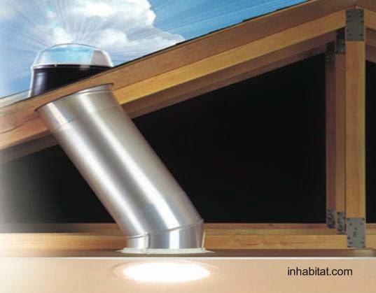 Arquitectura de casas la iluminaci n de las casas - Lamparas solares interior ...