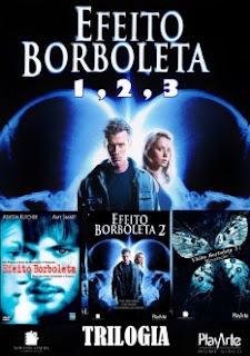 capa Download   Trilogia Efeito Borboleta   DVDRip AVi Dual Áudio + RMVB Dublado