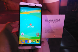 Cherry Mobile Flare S4 Plus Now Official