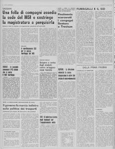 LOTTA CONTINUA 2 GIUGNO 1974