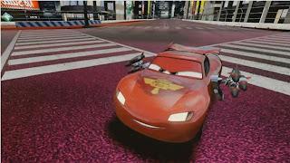 videojuego cars2