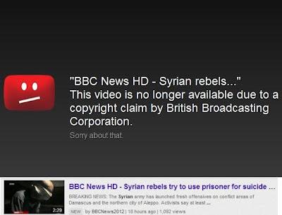 la proxima guerra bbc censura video rebeldes sirios obligando a un hombre ataque suicida