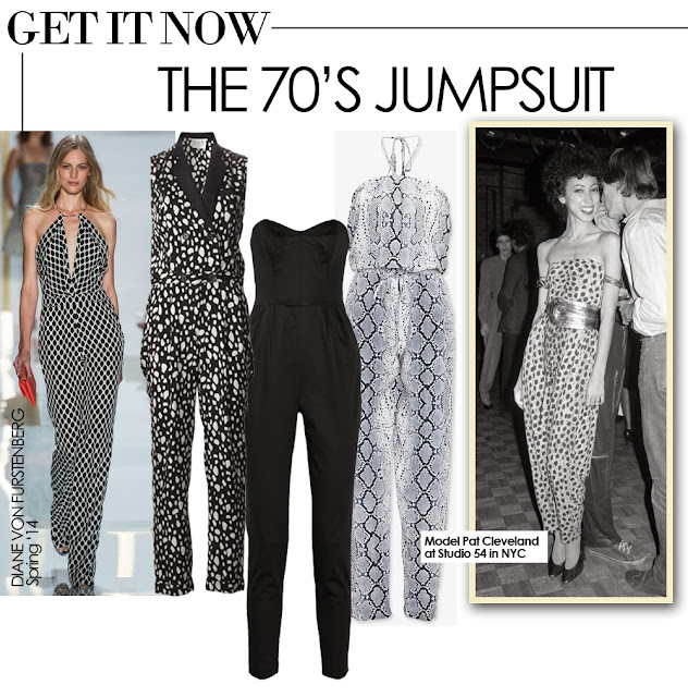 Get It Now: The 70's Jumpsuit