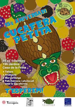 FESTA 15 ANYS CUCAFERETA!