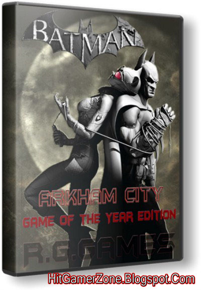 batman arkham city game of the year edition free full