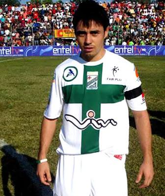 Oriente Petrolero - Marcelo Aguirre - Club Oriente Petrolero