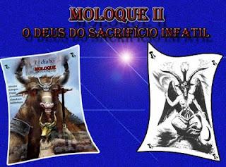.::MOLOQUE II (O DEUS DOS SACRIFÍCIO INFANTIL.)::.