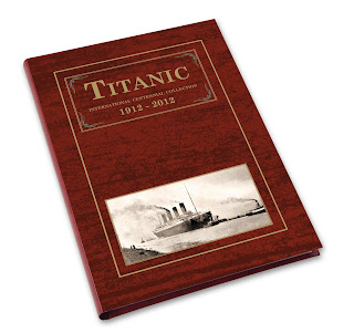 Hungary: International Titanic Centennial Collection