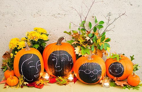 Modern Furniture 2013 Easy and Quick Indoor Halloween  ~ 154119_Easy Indoor Halloween Decoration Ideas
