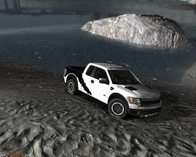 Ford F-150 SVT Raptor 2009 Para GTA IV
