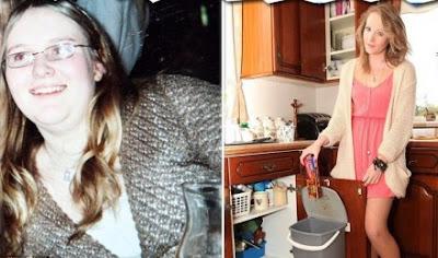 Adolescente deixa de comer bolachas de chocolate e elimina 35 kg
