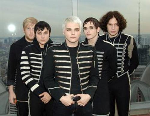 My Chemical Romance Welcome To The Black Parade Album Songs