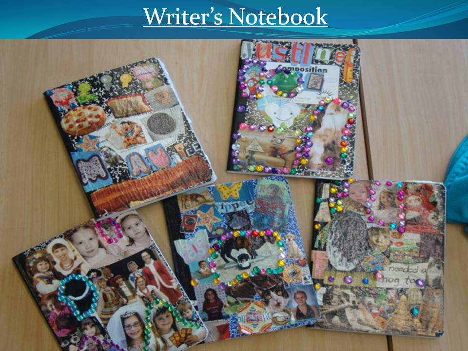 Image result for writer's notebooks