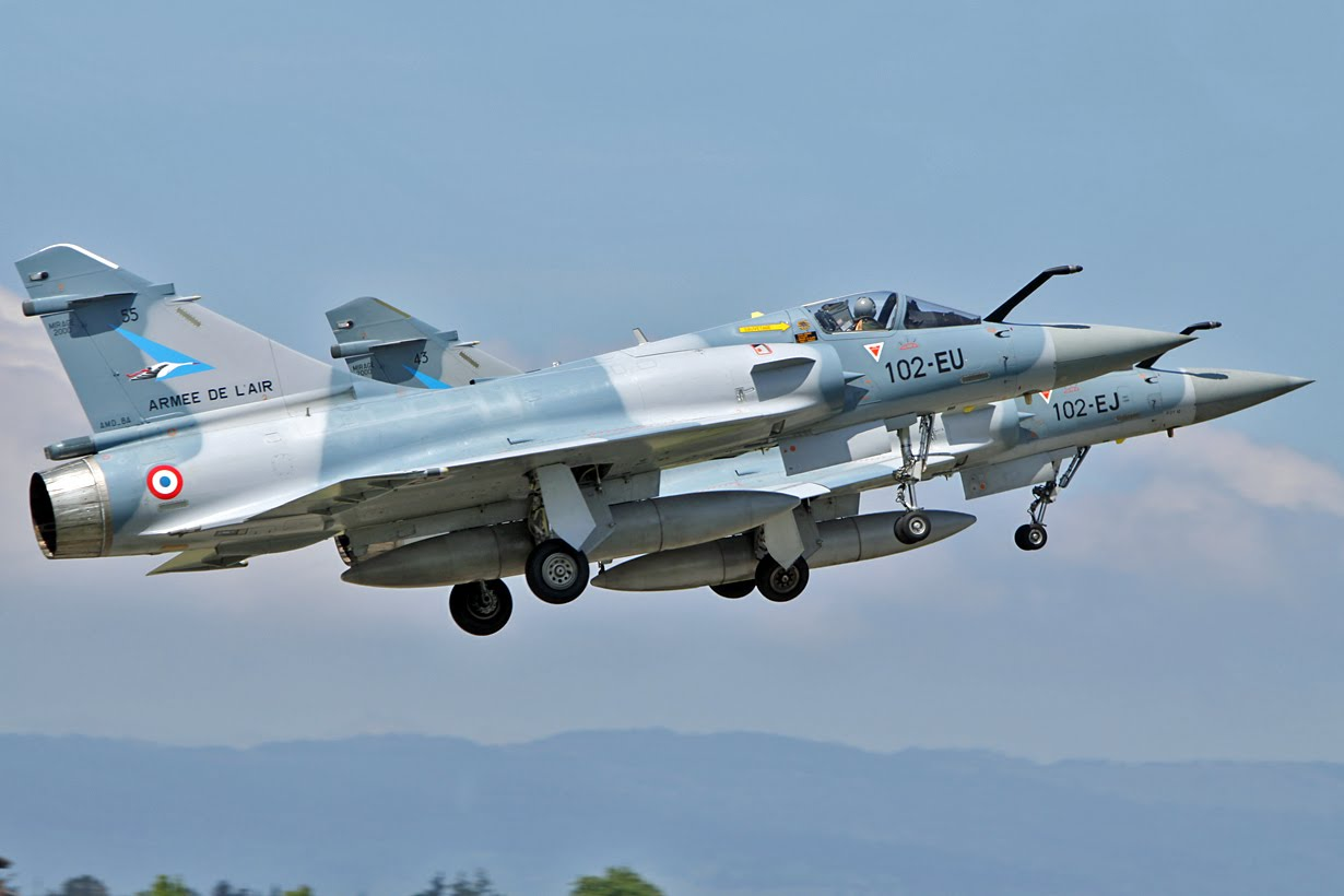 Global Defence Systems: Dassault Mirage 2000