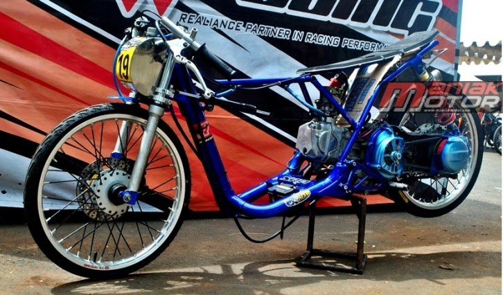 Top modifikasi mio j drag