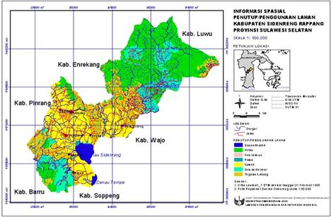 Contoh Makalah Sistem Informasi Geografis