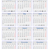 kalendar: takwim cuti umum dan cuti sekolah 2013