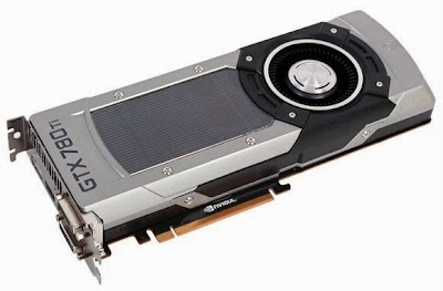 GPU Nvidia GeForce GTX 780 Ti - 580x381