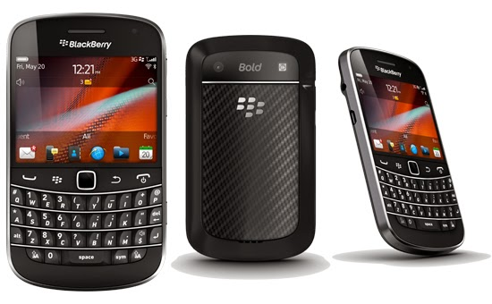 Spesifikasi Blackberry Dakota Bold 9900