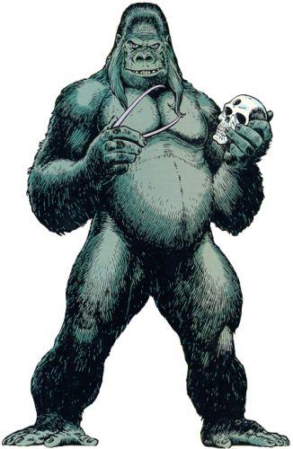 Junior Kong King Gorilla_Grodd
