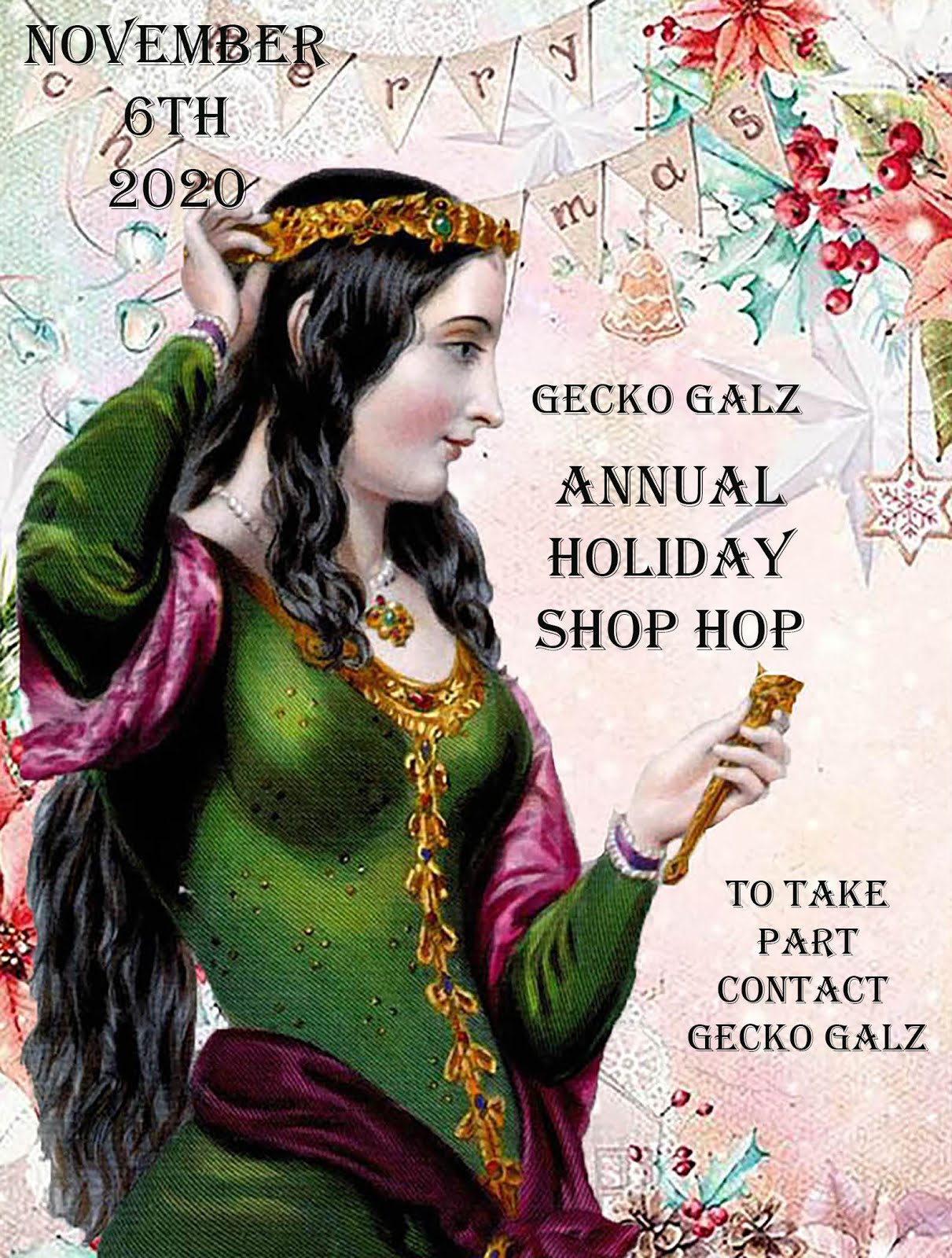 GECKO GALZ ANNUAL SHOP HOP