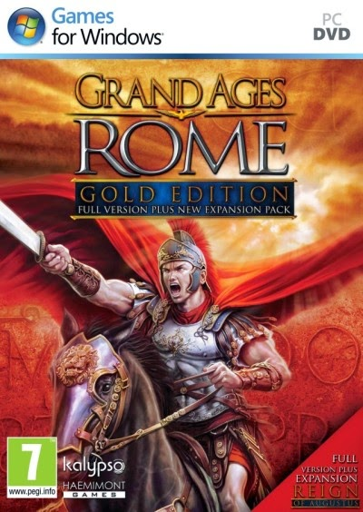 GRAND AGES ROME GOLD EDITION
