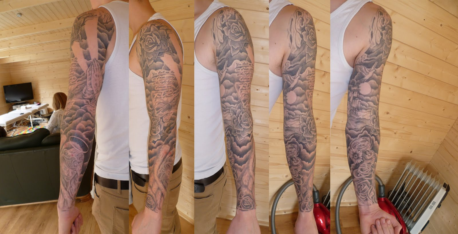 Arm Sleeves Tattoos