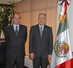MÉXICO ALIADO ESTRATÉGICO DE COLOMBIA
