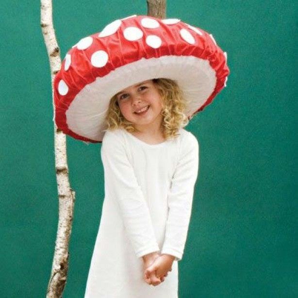 Костюмы грибочка своими руками