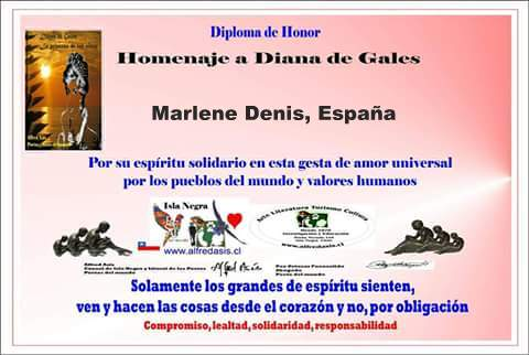 Hom. a Diana de Gales