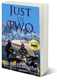 Just Us Two:Ned and Rosie's Gold Wing Discovery