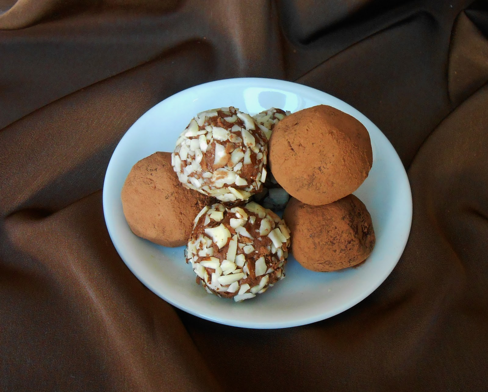 Chocolate Ganache Truffles