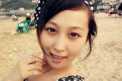 Foto Cewek Cantik Xinzhou China Wajah Ayu
