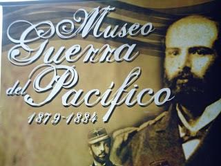 MUSEO GUERRA DEL PACÍFICO